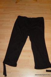 Kniebundhose schwarz