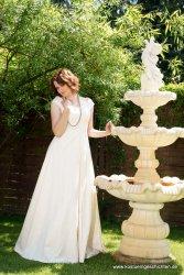 Hochzeitskleid Jacky Kennedy