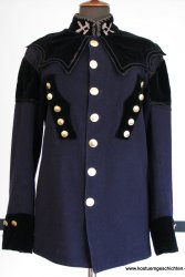 Theaterkostüm Uniform Jacke