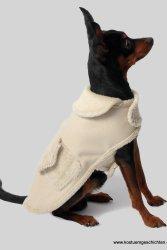 Hundejäckchen beige