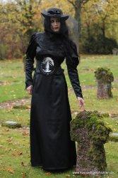 Victorian Gothic Kleid