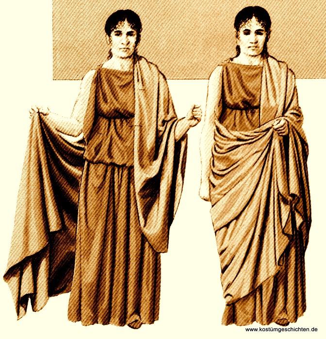 Historische Kleidung der Jungferninseln